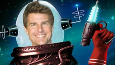tom cruise quer salvar a Terra dos ETs