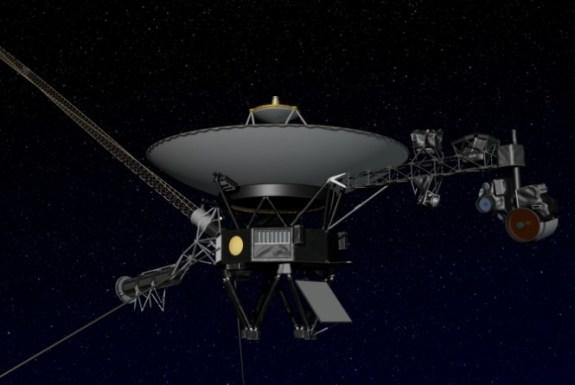 NASA dispara motores de sonda