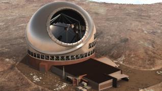 Telescópio de 30 metros