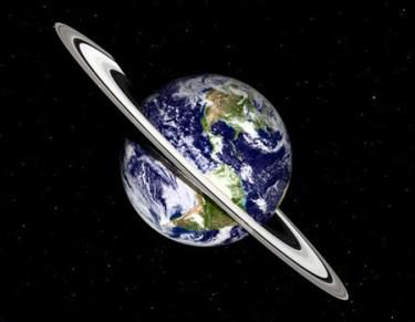 Terra com anel