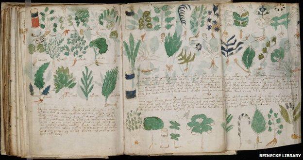 Inteligência Artificial pode ajudar a decifrar misterioso manuscrito 1