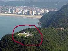 Forte Itaipu, Brasil