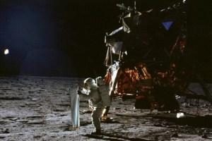 Missão Apollo 11.