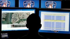 Câmeras de segurança em Nova Iorque