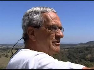 Ufólogo de Passa Tempo (Foto: Reprodução/TV Integração).