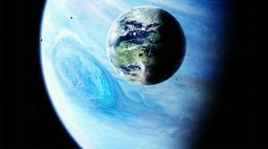 exolua e seu planeta