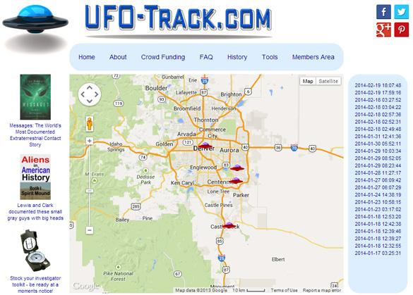ufo-track-site