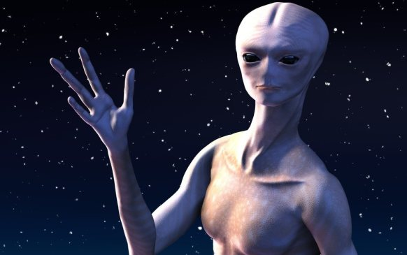 Forma-de-vida-alienígena