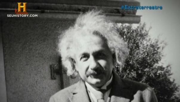 Alienígenas-do-Passado-Albert-Einstein