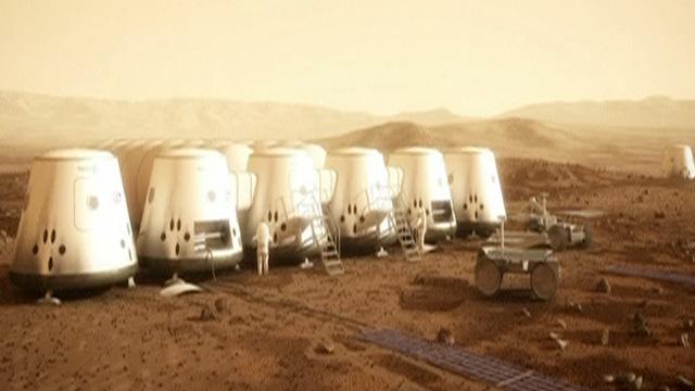 Empresa que pretendia fundar colônia em Marte entra acaba de falir