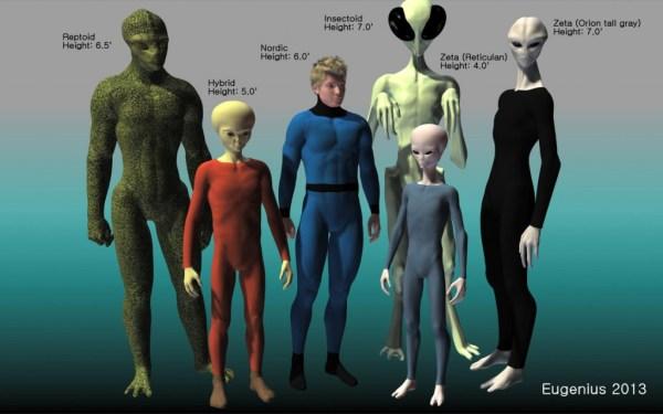 Os extraterrestres existem