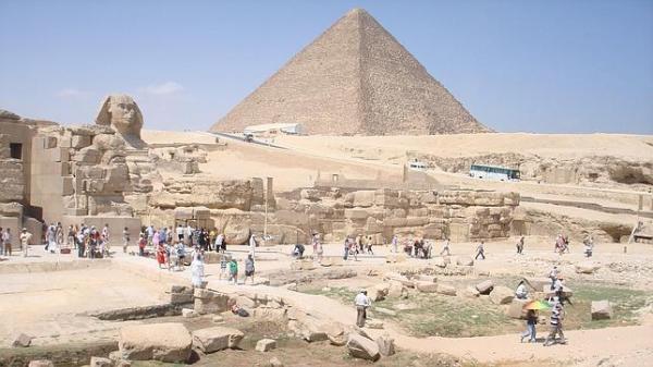 Enigmas da pirâmide de Quéops são decifrados