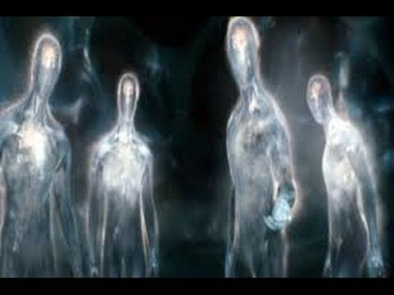 seres extradimensionais