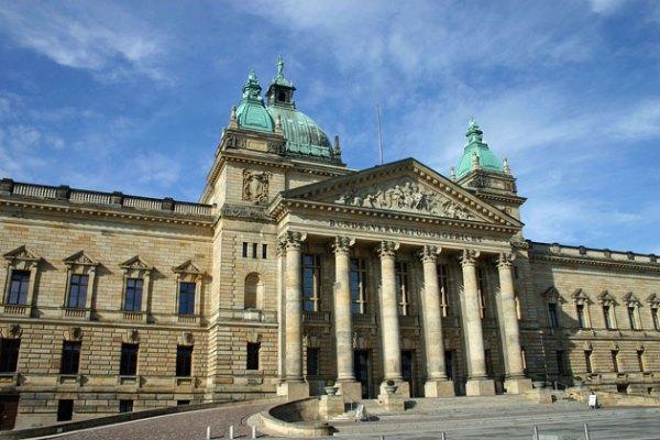 Prédio da Suprema Corte Administrativa Federal da Alemanha, em Leipzig.( Crédito: Ansgar Koreng / CC BY-SA 3.0 DE)