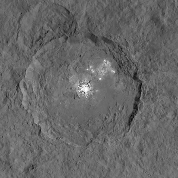 Anomalia em Ceres