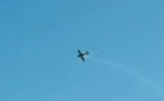 Teria este objeto causado a queda da aeronave?