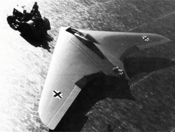 aeronave nazista