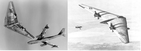 O Northrop YB-49