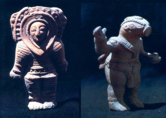 Os maias e os astronautas da antiguidade