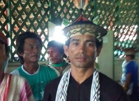 Airton socorreu o índio Iaka Ashanika, que foi atingido por descarga de um suposto 'disco voador'/Foto: acciolytk.blogspot.com.br/