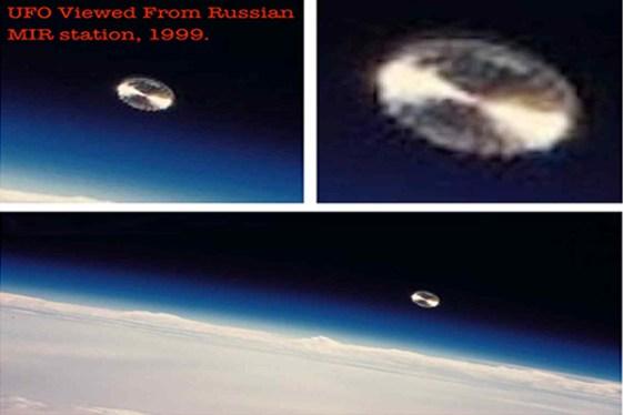 MIR UFO 1999