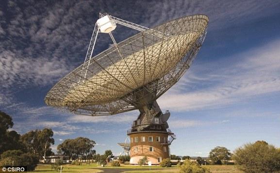 Rádio Telescópio Parkes