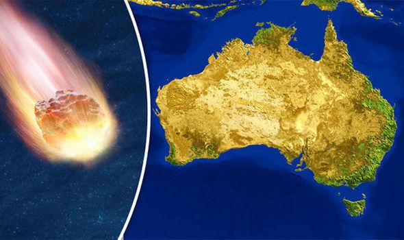 australia-meteoro