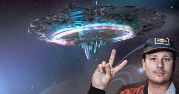 Série sobre OVNIs reais de Tom Delonge será apresentada pelo History Channel