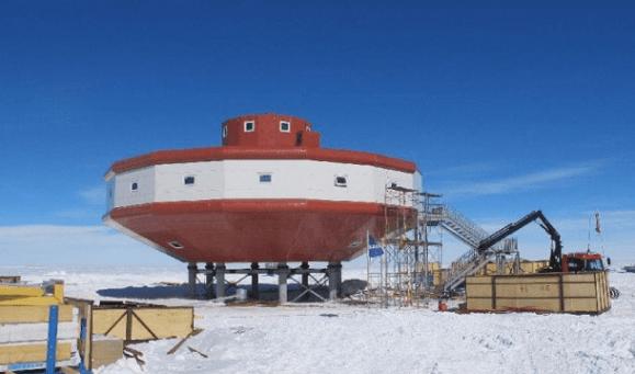 antarctic-station