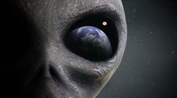 Extraterrestres: 'Eles já estão entre nós'