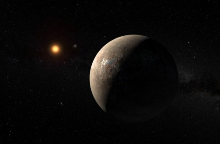 Proxima b Proxima Centauri