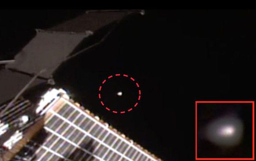Firma aeroespacial caçadora de OVNIs faz teste secreto na Estação Espacial 2