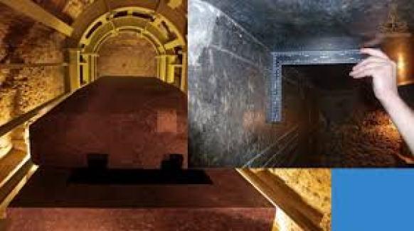 Teriam os alienígenas construído os sarcófagos do Serapeu de Saqqara? 2