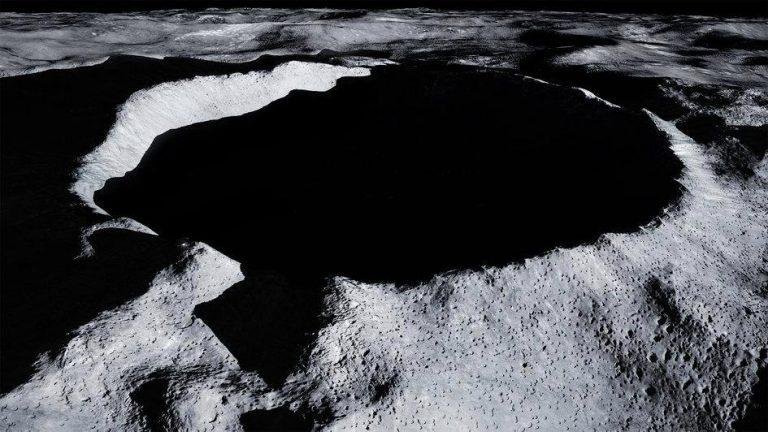 ESA pretende construir templo na Lua 2