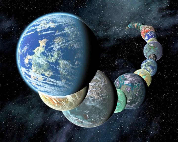 São encontradas centenas de estrelas que podem ter planetas como a Terra