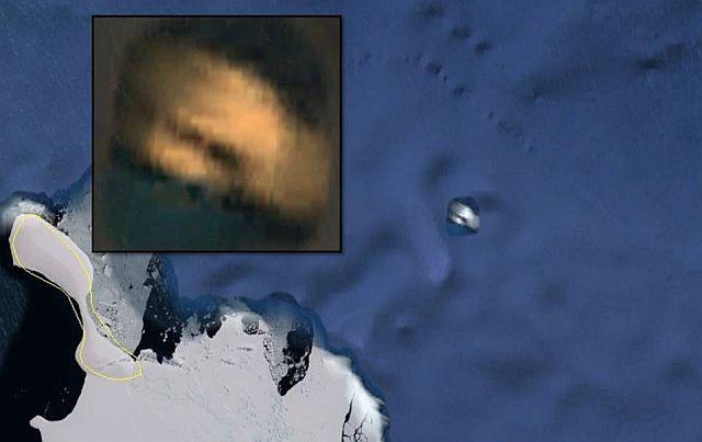 Objetos similares são encontrados em Marte e na Antártica 3