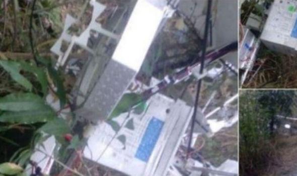 Objeto cai do céu na Colômbia e assusta moradores - a culpada foi a Google 1