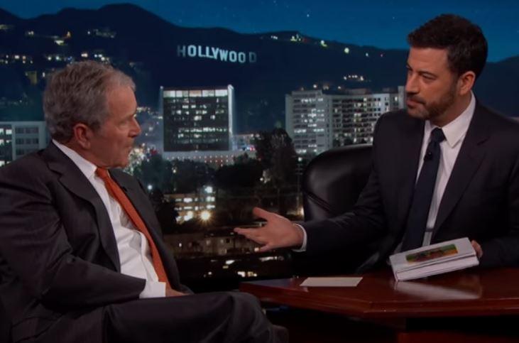Ex-presidente Bush recusa-se falar sobre ETs 1