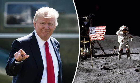 retorno do homem à Lua