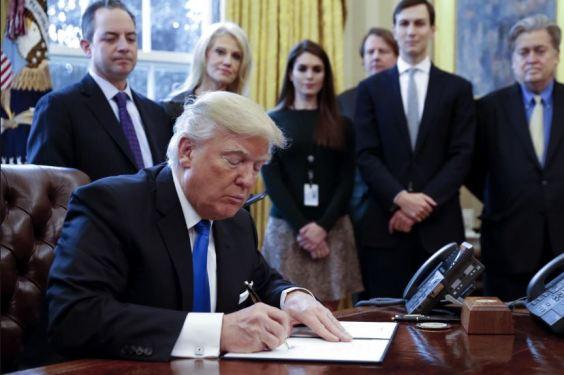 Trump emite memorando secreto para liberação de tecnologias de energia livre e anti-envelhecimento 1