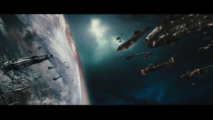 Estaria ocorrendo uma batalha espacial sem o nosso conhecimento? 1