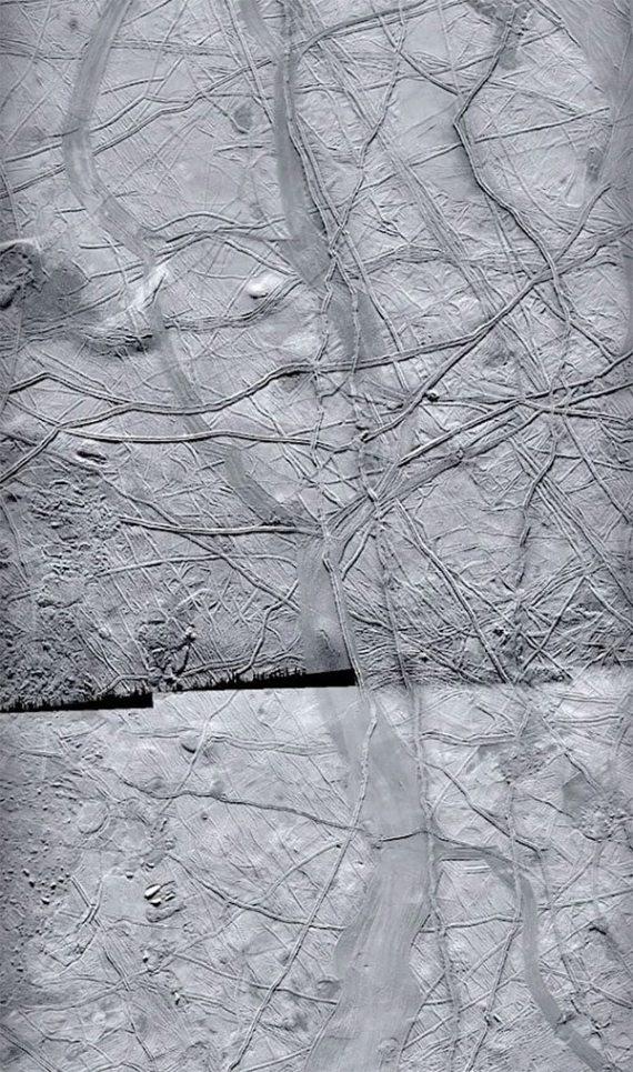 Antigos túneis podem ser vias de locomoção da presença alienígena na Lua 2