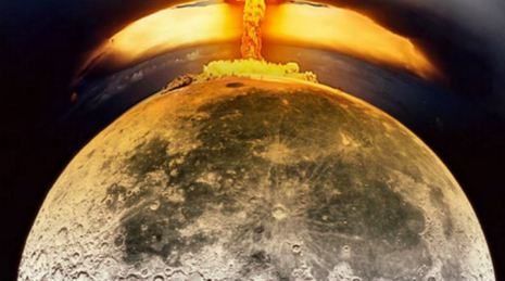 armamento nuclear na Lua