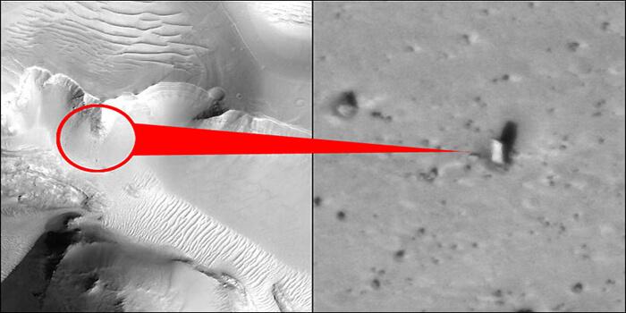 Os monólitos de Marte e de Fobos ainda não foram completamente explicados pela ciência 1