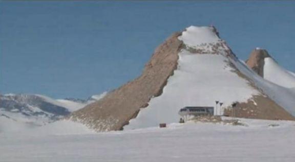 Anomalia é detectada vindo da Antártica, e ninguém explica como ela se formou 1