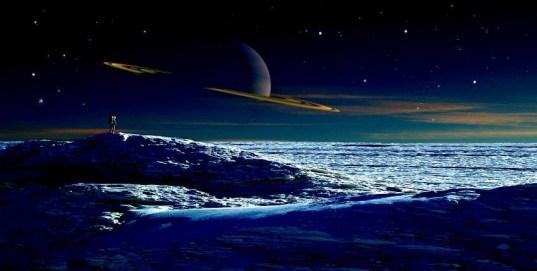 colonização espacial