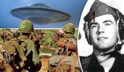 ETs interferido na Guerra do Vietnã