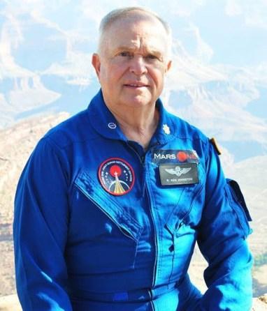 Ex-consultor da NASA