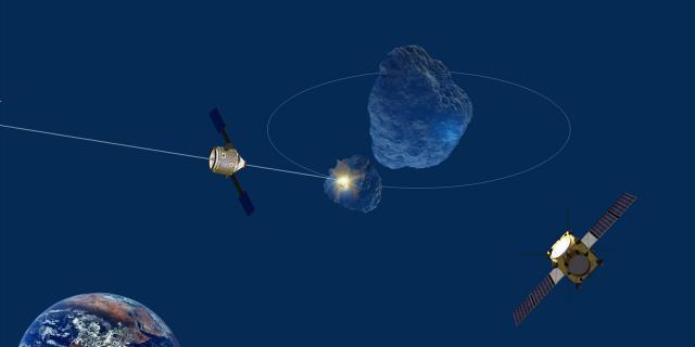 NASA irá lançar sistema de defesa planetário 1