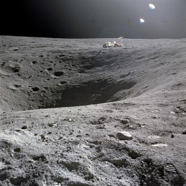 Poderia um segredo estar escondido no lado oculto da Lua? 2